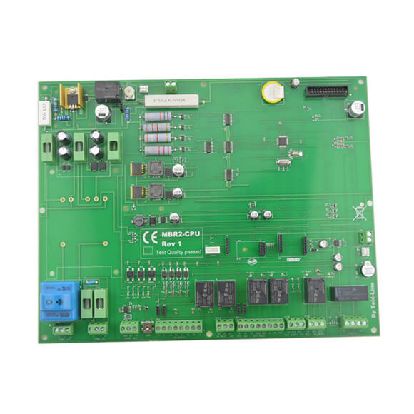 China Single Layer Board 94v0 Electronics Parts PCB Supplier