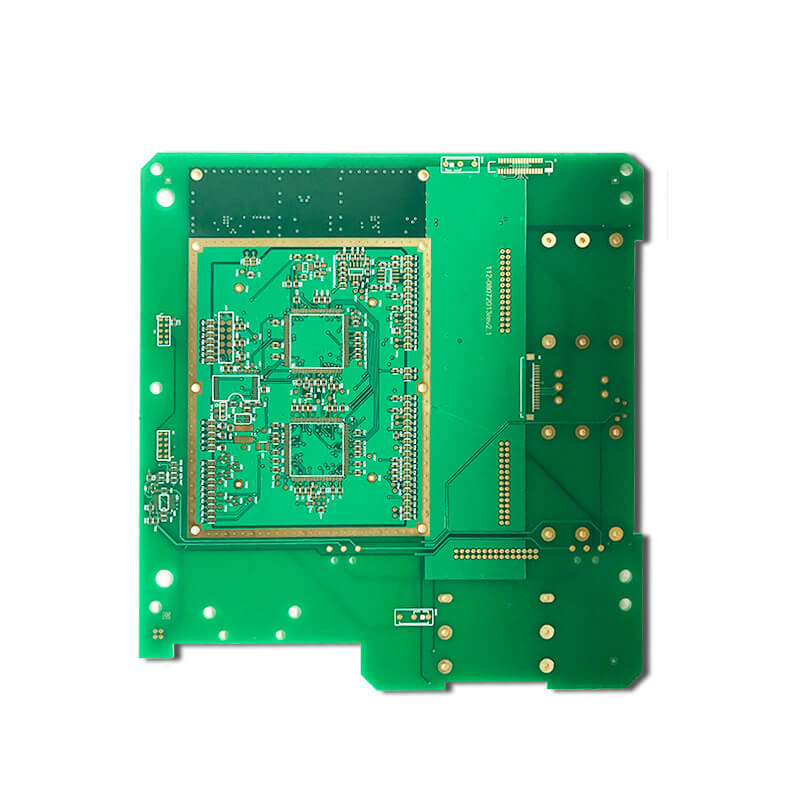 Custom OEM FR4 ROHS Double Sided PCB manufacturer