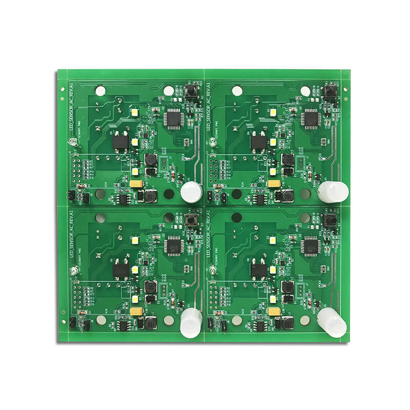 Electronic Parts FR4 Double Layer Remote Control PCB