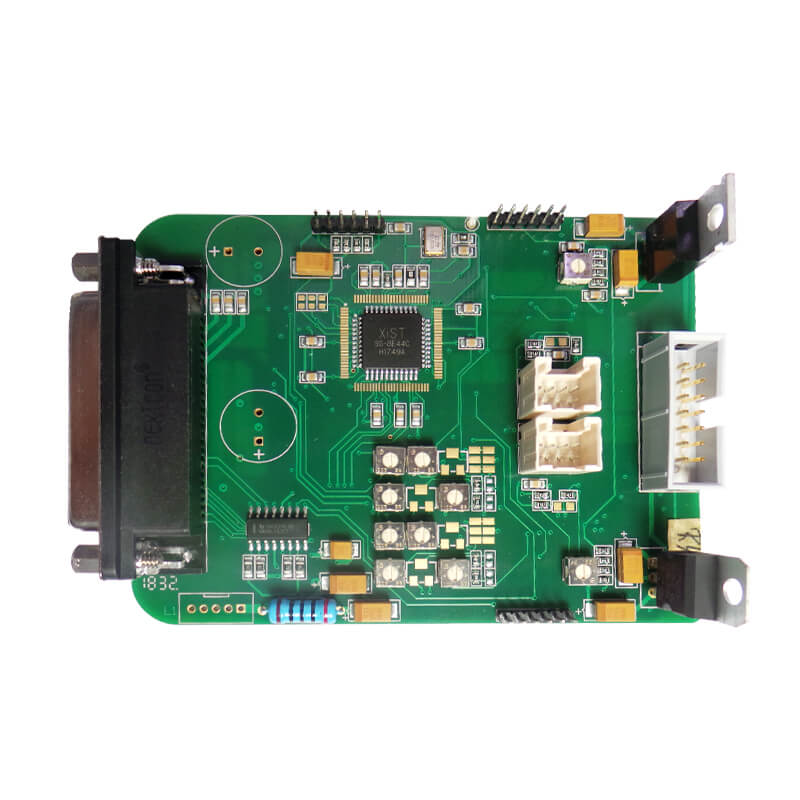 PCB Single Layer Printed Circuit Board Assembly Manufacturer