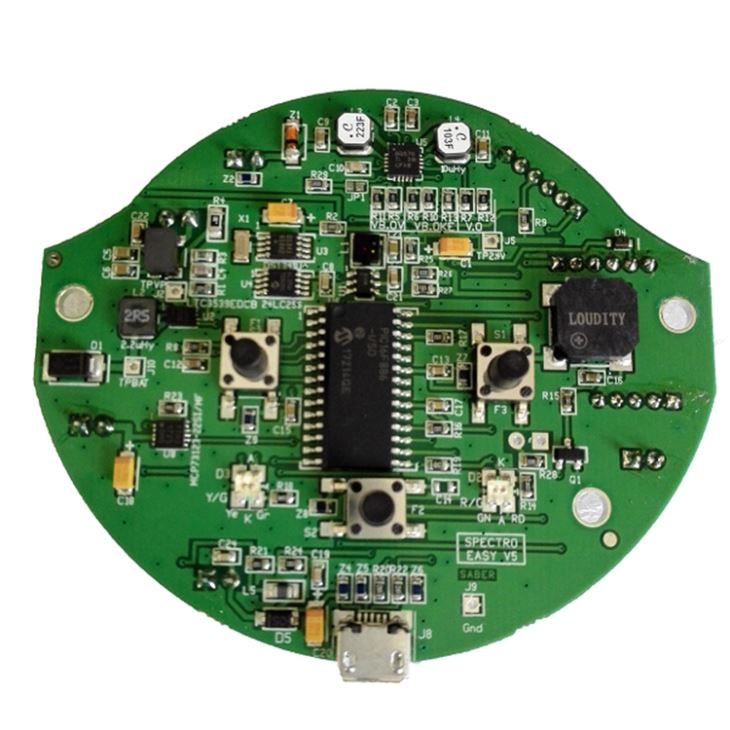 Game Console Main Board Assembly